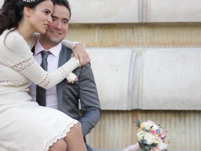 Le mariage de Tom et Sherry à Lésigny, Seine-et-Marne 6