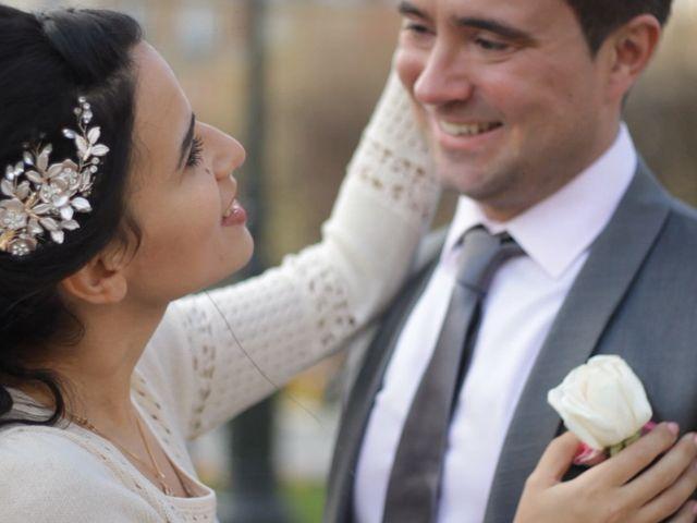Le mariage de Tom et Sherry à Lésigny, Seine-et-Marne 8