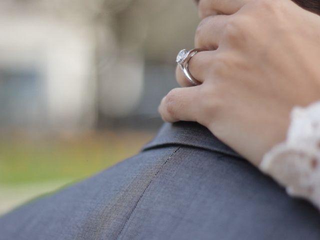 Le mariage de Tom et Sherry à Lésigny, Seine-et-Marne 9