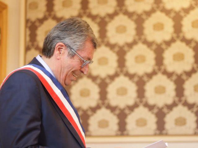 Le mariage de Tom et Sherry à Lésigny, Seine-et-Marne 11