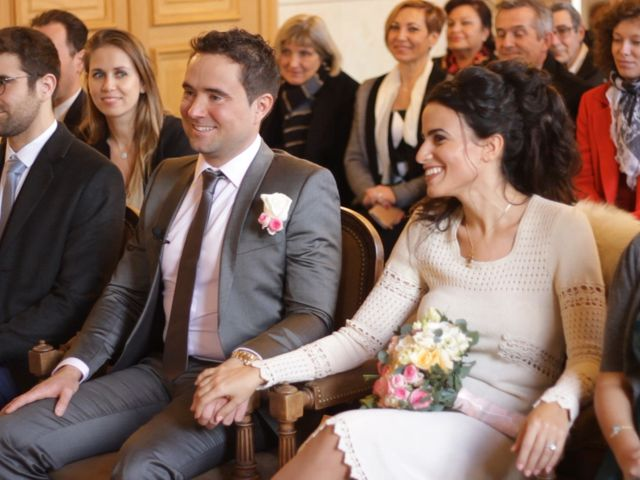 Le mariage de Tom et Sherry à Lésigny, Seine-et-Marne 12