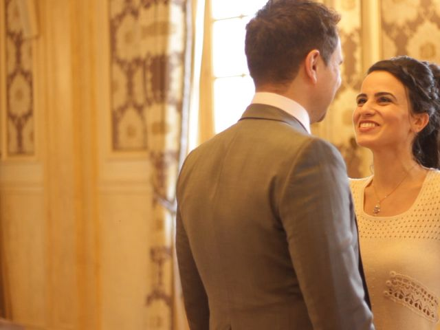 Le mariage de Tom et Sherry à Lésigny, Seine-et-Marne 13