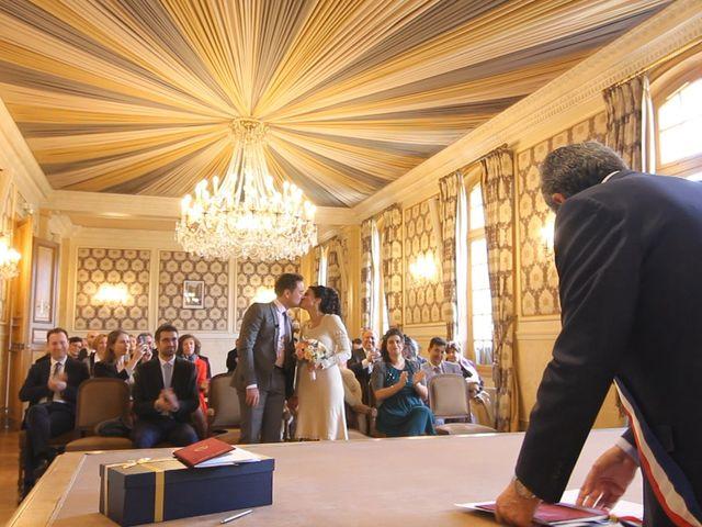 Le mariage de Tom et Sherry à Lésigny, Seine-et-Marne 15