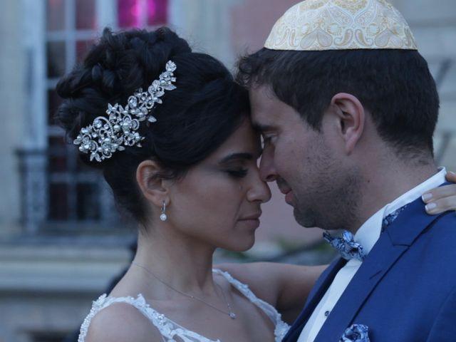 Le mariage de Tom et Sherry à Lésigny, Seine-et-Marne 23