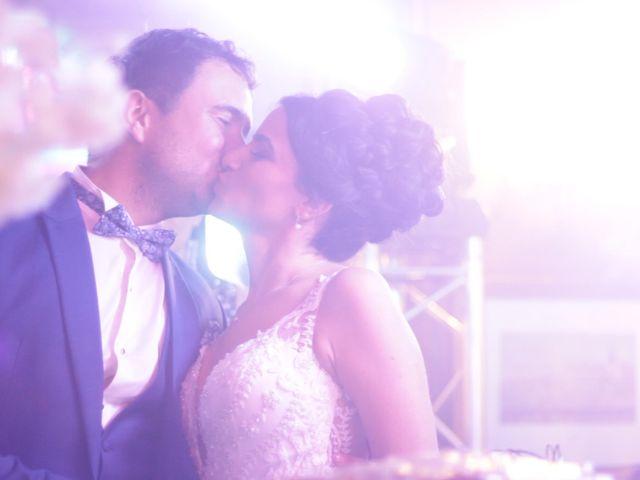 Le mariage de Sherry et Tom