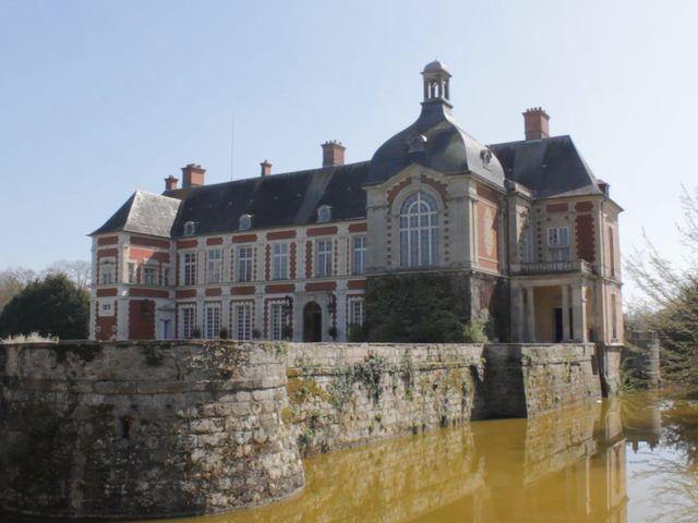 Le mariage de Tom et Sherry à Lésigny, Seine-et-Marne 44
