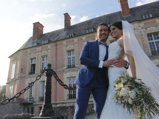 Le mariage de Tom et Sherry à Lésigny, Seine-et-Marne 47