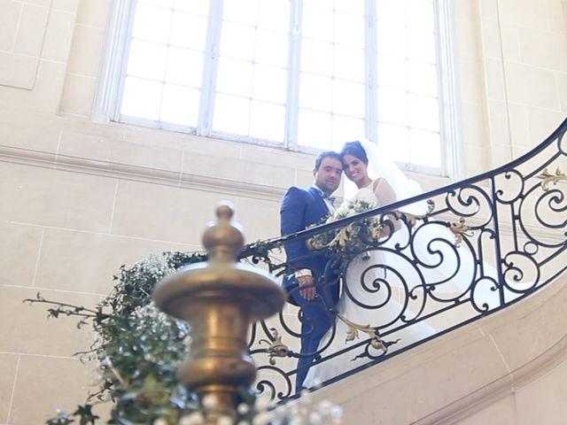 Le mariage de Tom et Sherry à Lésigny, Seine-et-Marne 54