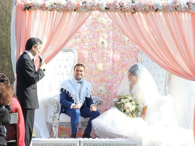 Le mariage de Tom et Sherry à Lésigny, Seine-et-Marne 55