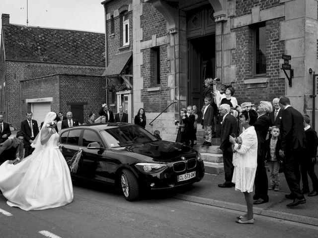 Le mariage de Paul-Antoine et Elise à Le Quesnoy, Nord 25