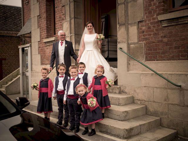 Le mariage de Paul-Antoine et Elise à Le Quesnoy, Nord 28