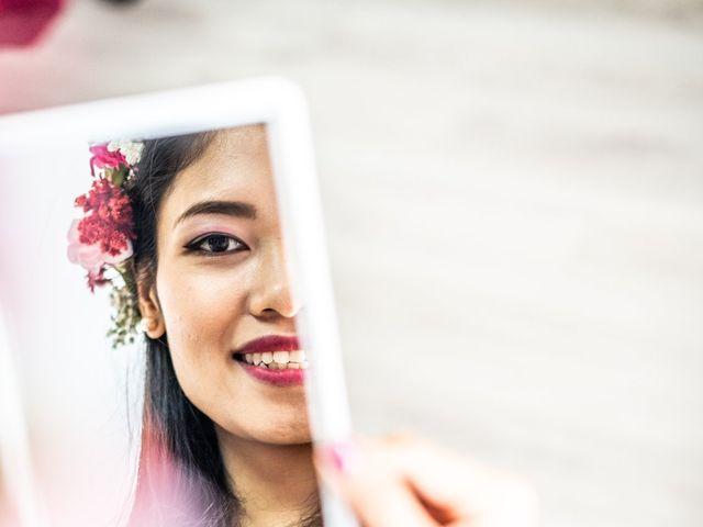 Le mariage de Tu Anh et Mickael
