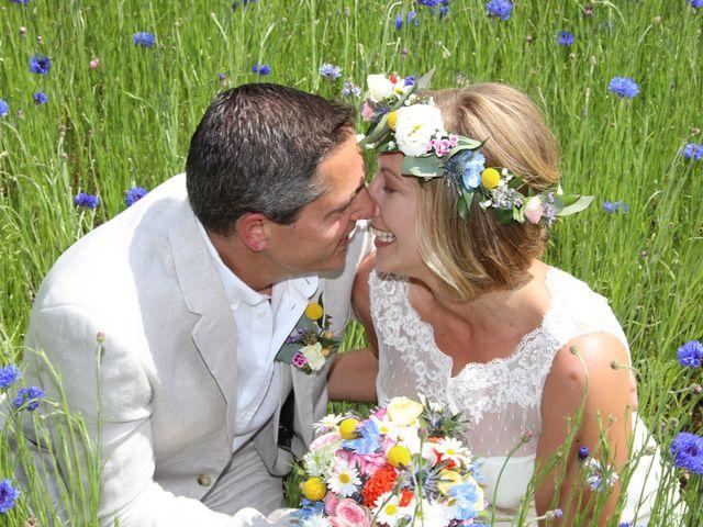 Le mariage de Benoît et Claire à Derchigny, Seine-Maritime 7