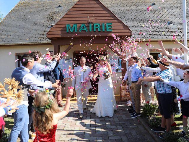 Le mariage de Benoît et Claire à Derchigny, Seine-Maritime 11