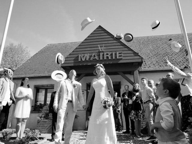 Le mariage de Benoît et Claire à Derchigny, Seine-Maritime 12