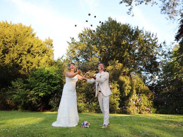 Le mariage de Benoît et Claire à Derchigny, Seine-Maritime 14