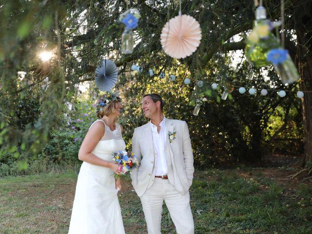 Le mariage de Benoît et Claire à Derchigny, Seine-Maritime 15