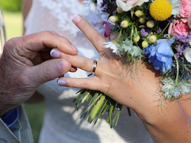 Le mariage de Benoît et Claire à Derchigny, Seine-Maritime 17
