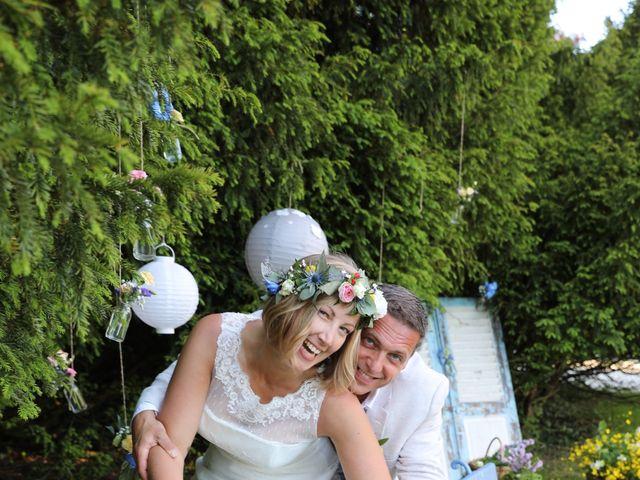 Le mariage de Benoît et Claire à Derchigny, Seine-Maritime 19