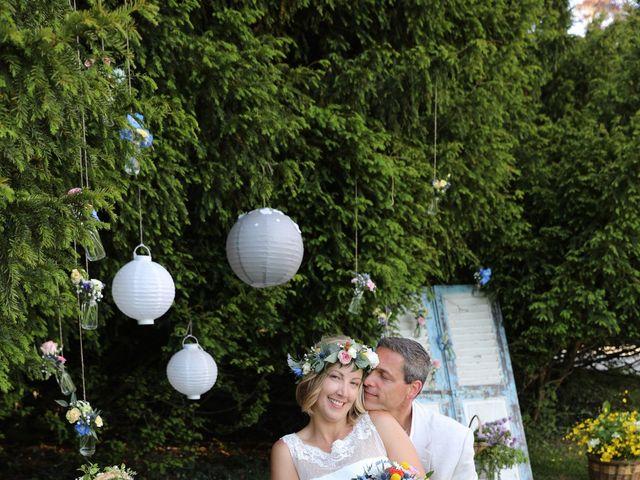 Le mariage de Benoît et Claire à Derchigny, Seine-Maritime 20