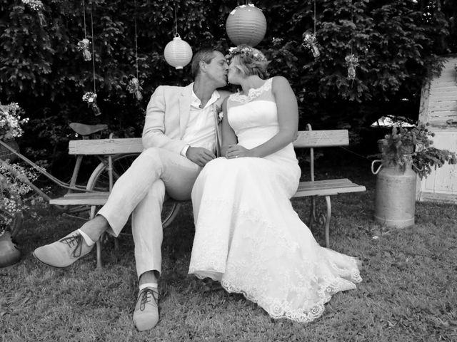 Le mariage de Benoît et Claire à Derchigny, Seine-Maritime 22