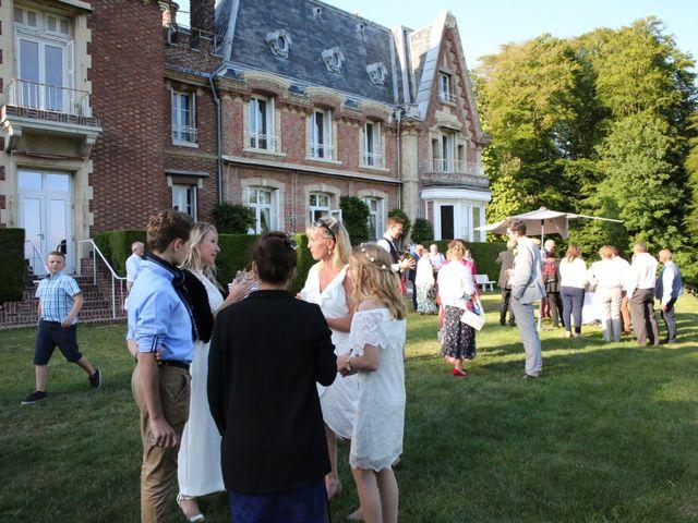 Le mariage de Benoît et Claire à Derchigny, Seine-Maritime 24