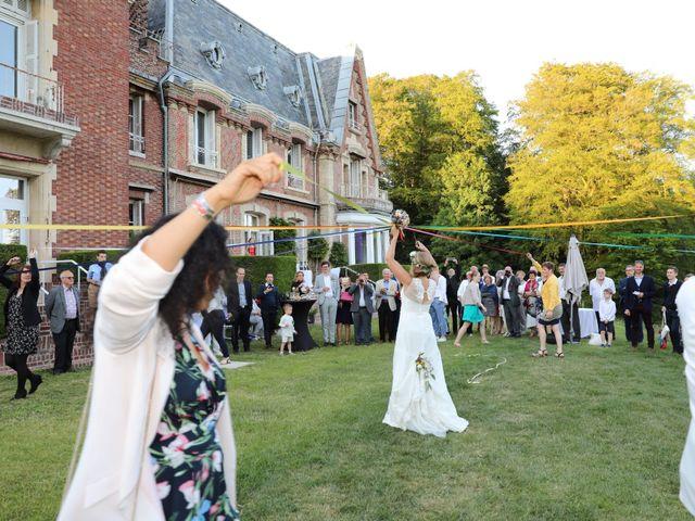 Le mariage de Benoît et Claire à Derchigny, Seine-Maritime 35