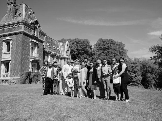 Le mariage de Benoît et Claire à Derchigny, Seine-Maritime 36