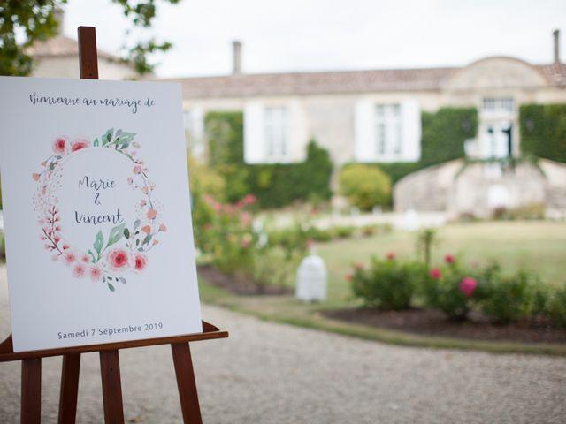 Le mariage de Vincent et Marie à Sauternes, Gironde 6