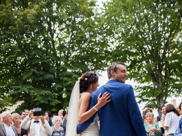 Le mariage de Vincent et Marie à Sauternes, Gironde 57