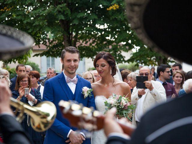 Le mariage de Vincent et Marie à Sauternes, Gironde 58