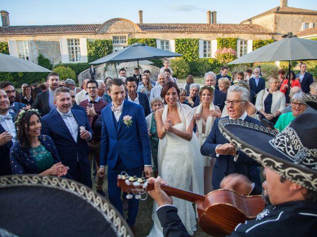 Le mariage de Vincent et Marie à Sauternes, Gironde 82