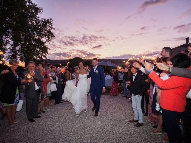 Le mariage de Vincent et Marie à Sauternes, Gironde 83