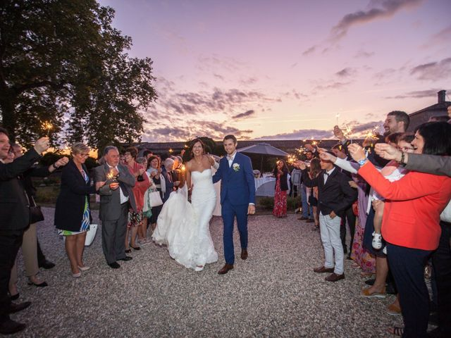 Le mariage de Vincent et Marie à Sauternes, Gironde 84