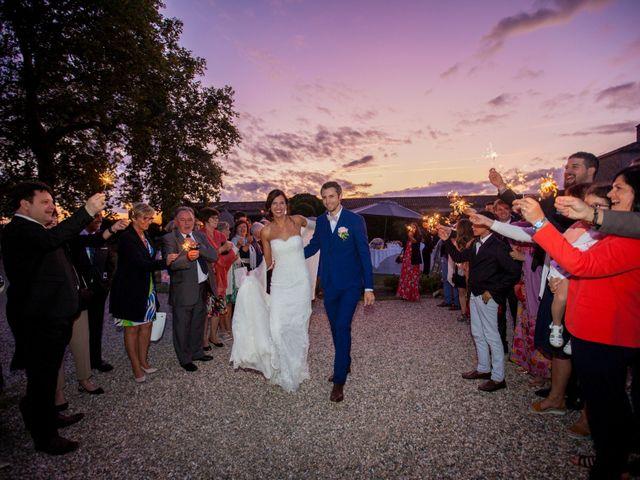Le mariage de Vincent et Marie à Sauternes, Gironde 85