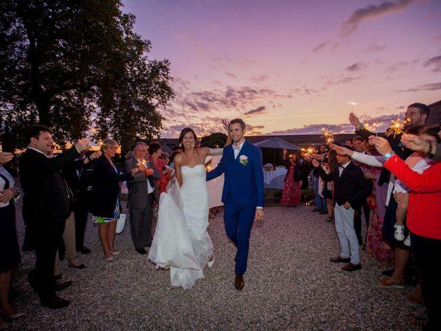 Le mariage de Vincent et Marie à Sauternes, Gironde 86