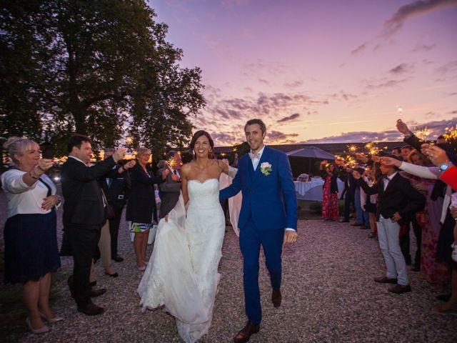 Le mariage de Vincent et Marie à Sauternes, Gironde 87