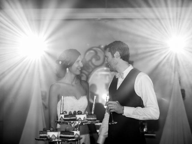 Le mariage de Vincent et Marie à Sauternes, Gironde 92