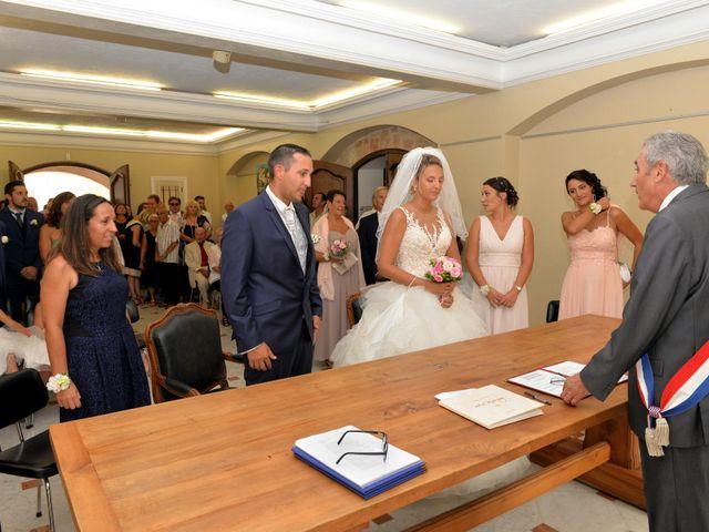 Le mariage de Julien et Julia à Le Rouret, Alpes-Maritimes 14
