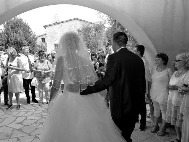 Le mariage de Julien et Julia à Le Rouret, Alpes-Maritimes 15