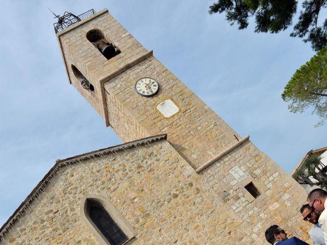 Le mariage de Julien et Julia à Le Rouret, Alpes-Maritimes 16