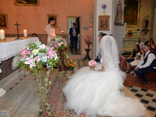 Le mariage de Julien et Julia à Le Rouret, Alpes-Maritimes 18