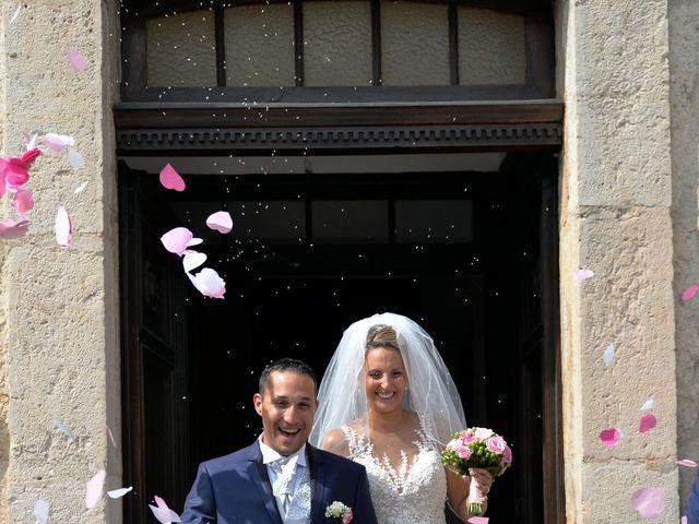 Le mariage de Julien et Julia à Le Rouret, Alpes-Maritimes 19