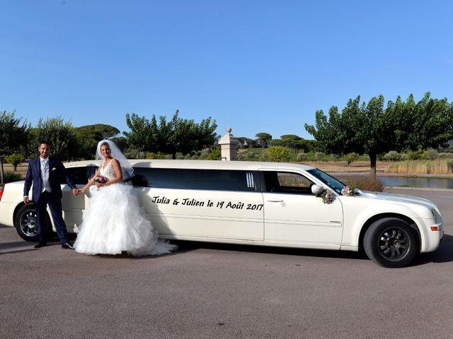 Le mariage de Julien et Julia à Le Rouret, Alpes-Maritimes 20