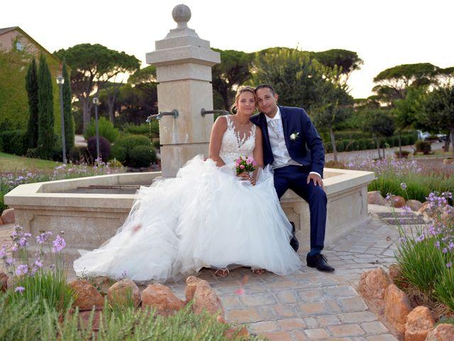Le mariage de Julien et Julia à Le Rouret, Alpes-Maritimes 23
