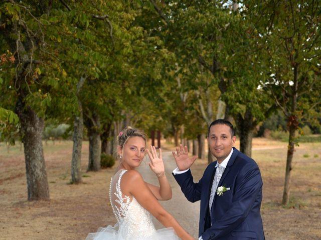 Le mariage de Julien et Julia à Le Rouret, Alpes-Maritimes 25