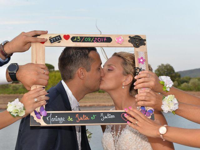Le mariage de Julien et Julia à Le Rouret, Alpes-Maritimes 26