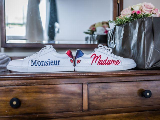 Le mariage de Maxence et Emilie à Honfleur, Calvados 5