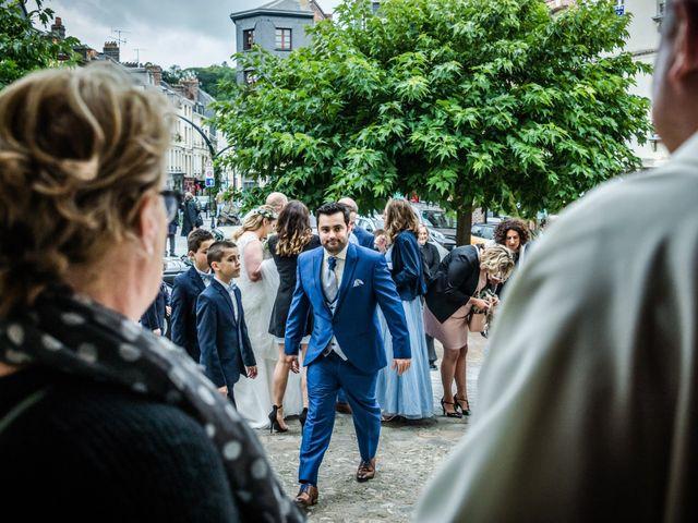 Le mariage de Maxence et Emilie à Honfleur, Calvados 41