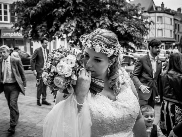 Le mariage de Maxence et Emilie à Honfleur, Calvados 43